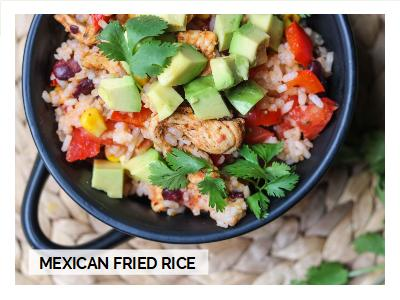 Mexican Fried Rice 400300