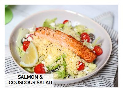 Salmon couscous salad 400300