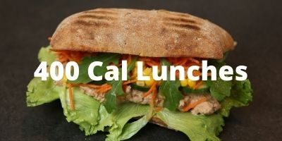 400 cal lunches