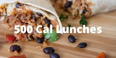 500 cal lunches